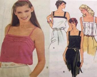Vogue Camisoles 4 variations