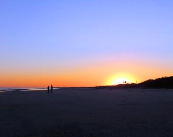 Sunset in South Carolina