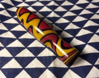 Hand Blown Glass Cigarette Holder - Inside Out - McDougals