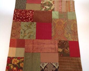 Silk Indulgence blanket