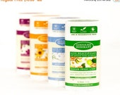 ON SALE Natural Deodorant Variety Pack - Aluminum Free Deodorant - Feminine and Masculine - For Men and Women - Nautral Body