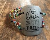 Keep Loving Bracelet