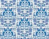 Blue Scandi