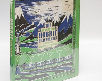 "Dragon Stories ""Annotated Hobbit"" JRR Tolkien 