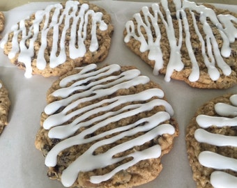 Oatmeal Scotchies