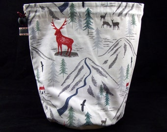 R/M/S Project bag 520 Winter Wonderland