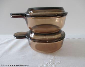 Visions Grab-It Bowls - Amber Visions GrabIt Bowls