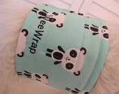 Dog Diaper Belly Band, Panda Fabric, Stop Marking,  Personalized, Fast Shipping
