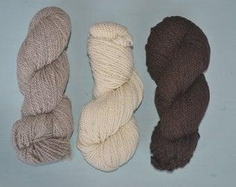 CVM Romeldale bulky weight yarn