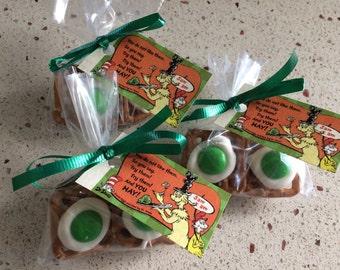 Dr Seuss - Green eggs and ham