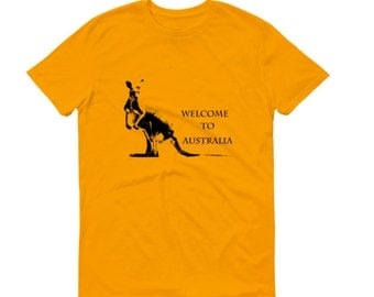 Kangaroo T-Shirt, Animal T-Shirt, Kangaroo, T-Shirt, Kangaroo Shirt, Wildlife Shirt, Wildlife T-Shirt, Australia T-Shirt