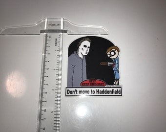Safety Kid sticker - Halloween