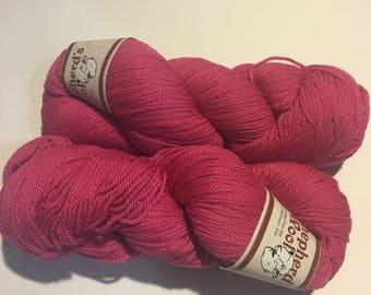 2 Skeins Shepard Wool