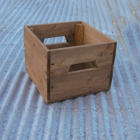 10 petite caisse en bois mariage rustique primitive ma tresse. Black Bedroom Furniture Sets. Home Design Ideas