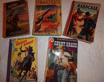 Pulp Fiction: 1940's Westerns