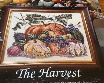C - THE HARVEST - Cross Stitch Pattern Only