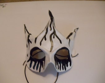 Melting Jester Mask