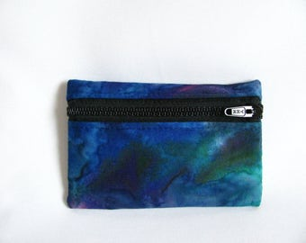 Small pouch- Tie Dye cotton
