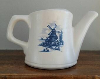 Vintage McCoy Windmill Creamer