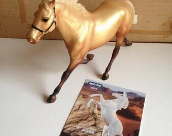 Golden Breyer Horse Exclusive