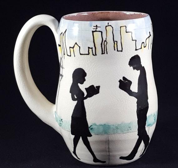 Love Story Porcelain Mug