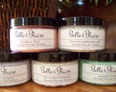 More Scents! Pick Your Own Scent- Whipped Soap/Sugar Scrub- Pick Your Scents- 4oz