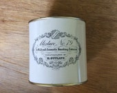 Vintage Tobacco Tin-Collectable-Tin Organizer