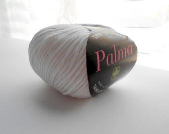 White Organic Cotton Yarn, Palma by Tahki Yarns, Worsted-Weight Yarn
