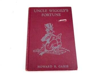 Uncle Wiggily's Fortune, Howard R Garis, 1942