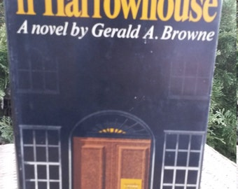 11 Harrowhouse by Gerald Browne