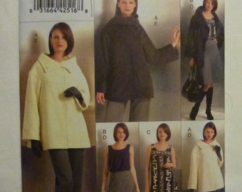 Vogue 8524 Five Easy Pieces Collection Career Wardrobe Pattern in  Sizes 18-24