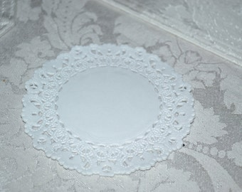 100 Normandy Doilies/Normandy Doily/Doily/Doilies