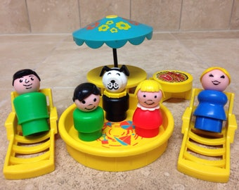Fisher-Price Little People Outdoor Fun