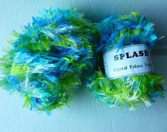 Sale Seafoam 7232 Splash  by Crystal Palace Yarns