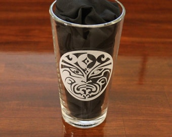 House of Black & White Game of Thrones Pint Glass
