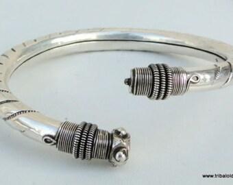 Traditional Design Sterling Silver Anklet Bracelet India