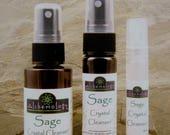 Sage Crystal Cleanser