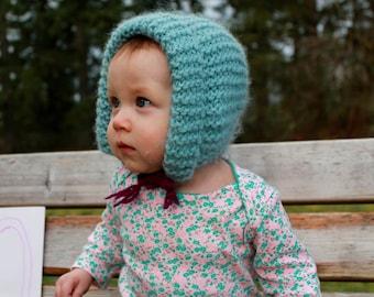 Alpaca Baby Bonnet