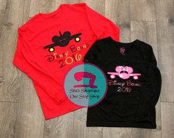 Disney Bound 2017 Shirts