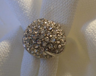 Ring with strass (241)