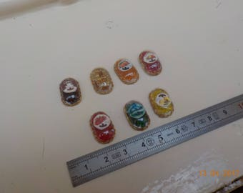 Box of 1/12 scale miniature sweets - 7 colors to choose from