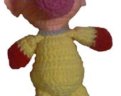Crochet Alph Plush