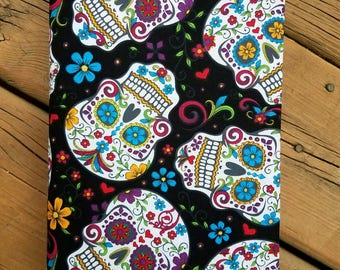 Big Book Cover - AA - Sugar Skulls 2