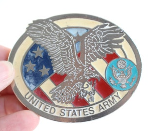 United States Army Belt Buckle