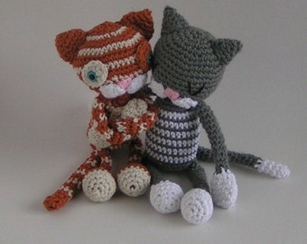 Carlo and Carlita crochet Pattern