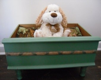 Dog Pet Bed with Fleece Foam Mattress Pet Bedding Furniture