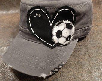 Soccer cadet Hat