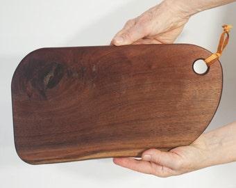 Walnut Cutting Board - Serving Board - Walnut Board - Bread Board