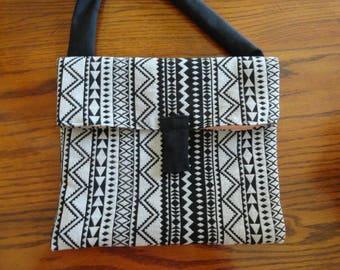 Aztec/ Tribal Cross-body Bag