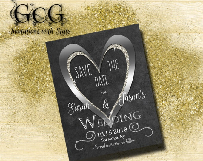 Save the Date Magnets - GooseCornerGreetings